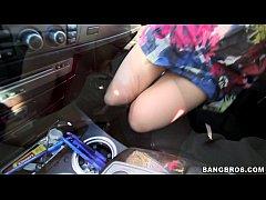 thumb car jerking