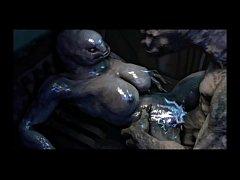 Halo Elites need sex...