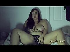 Alana playing dildo