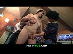 Funny BBW party with...