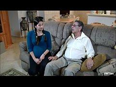 thumb logan loves her grandpa hd