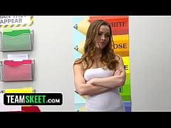 InnocentHigh Redhead teen Monica...