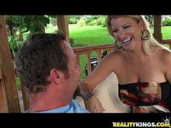 Robbye gets her sweet...