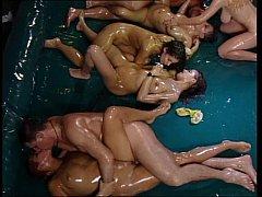 Oil orgy