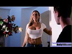 (Tegan James) Sluty Housewife With Big Round Ti...