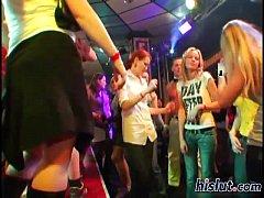 thumb party girls go  wild