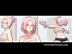 anime girls sakura hentai 18