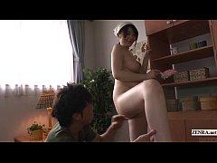 thumb cmnf nudist  japanese maid fondled uncensored in  subtitles