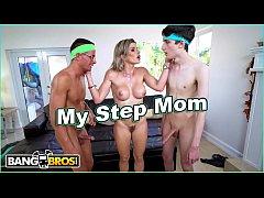 BANGBROS - MILF Stepmom Cory Chase Turns Wet Dr...