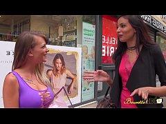 Mélissa veut un plan lesbien pour faire plaisir à son mari