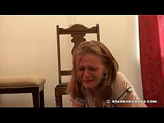 perfect girl spanking
