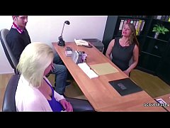 German Female Casting Agent...