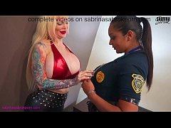 Sabrina Sabrok gets arrested...