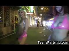 Party Teens Debauchery...