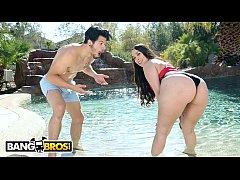 BANGBROS - Latina Alycia Starr Gets Her Marvelo...