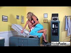 Nicole Aniston Lesbian fun