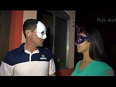 SetSexVídeos - Casal amador ChambinhoeNanaputinha em Gangbang