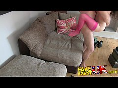 FakeAgentUK Potty mouthed MILF...