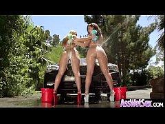 Curvy Big Butt Girl (aj maddy) Love Anal Deep Hard Style Sex clip-03