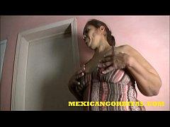 MEXICANGORDITAS.COM LAURA HERNANDEZ RIDES AGAIN