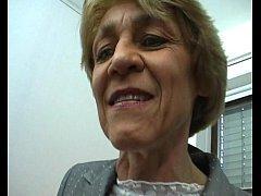 Oma macht gern Sextreffen - German Granny likes...