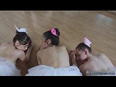 Amateur teen hairy pussy anal Ballerinas