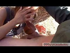 Hardcore scissoring step mom Border Jumper Puts Out Big Time