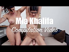 MIAKHALIFA - Sitting on Big Cocks With Big Tits...