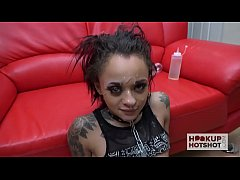 Holly Hendrix Gets Anally Destroyed on Hookup H...