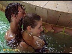 Bisexual Teen Anal MMF young 3way bi-teen.com