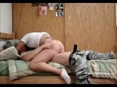 US ARMY GUY HOMEMADE SEXTAPE