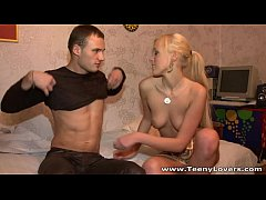 Chicks Teena Lipoldino love his body and dick