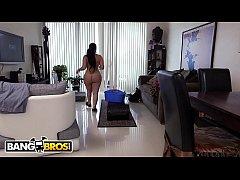 BANGBROS - Big Ass Cuban Maid Named Destiny Get...