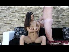 Darcia Lee cock suckin and titty bouncin