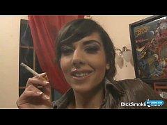 Smoking & sucking