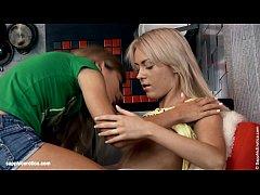 Slender Twosome by Sapphic Erotica - lesbian lo...