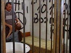 Sexual prisoner woke up...