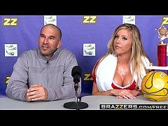 Brazzers - Big Tits In Sports -  Suck-Sex in So...