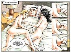 Hardcore Horny Blonde Sex Orgy