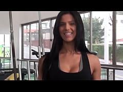 Eva Andressa SEXY Workout...