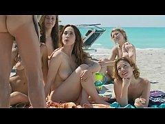 Chiara Francini and Sarah Felberbaum nude - Mas...
