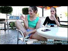 Teen Violet petite deep...