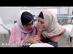 MIA KHALIFA - Blowjob Compilation