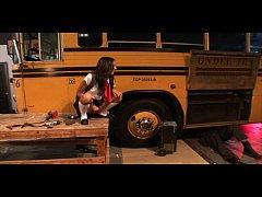 Amia.Miley Bus Stop...