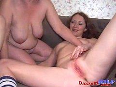 thumb soviet mature mom and skinny girl 1