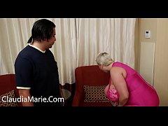 Fat Ass Claudia Marie...