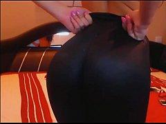 Webcam Spandex Leggings...