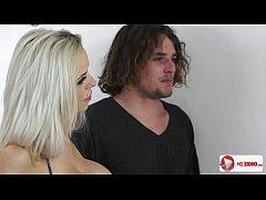 Mila Jade Nina Elle HD; blond, milf, teen, grou...