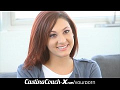 Casting couch anal audition...