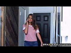 Brazzers - Teens Like It Big - Babysitter Caugh...